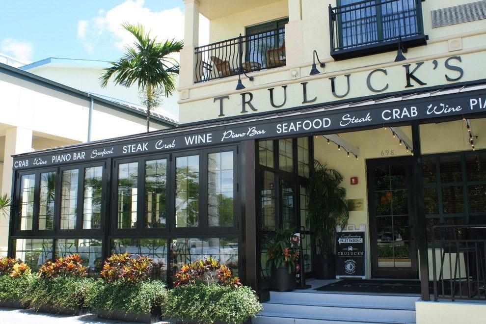 特鲁拉海鲜,牛排蟹屋-那不勒斯
