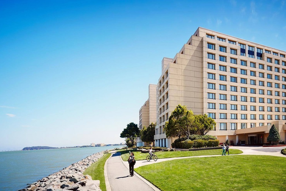 San Francisco Airport Hotels Near Airport Code Airport