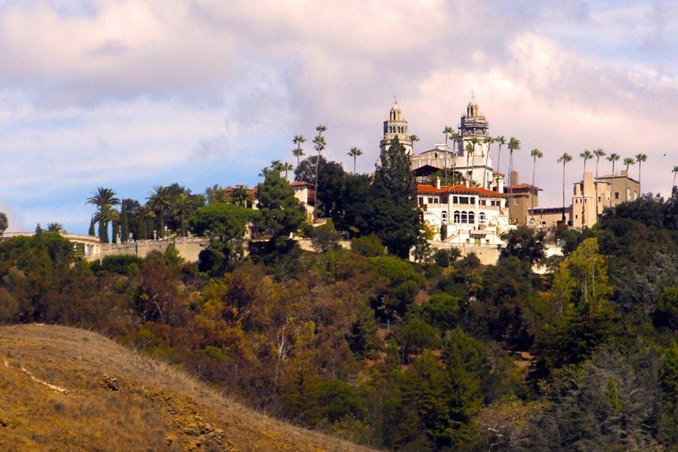 Hearst Castle: A Ride to the Enchanted Hill