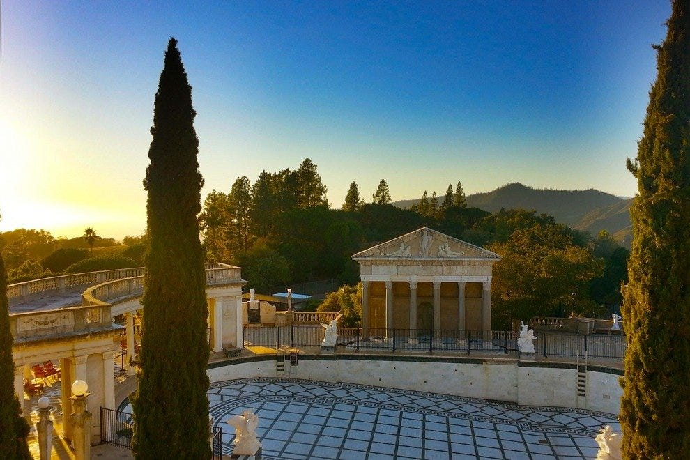 The Neptune Pool: A Hearst Castle Icon