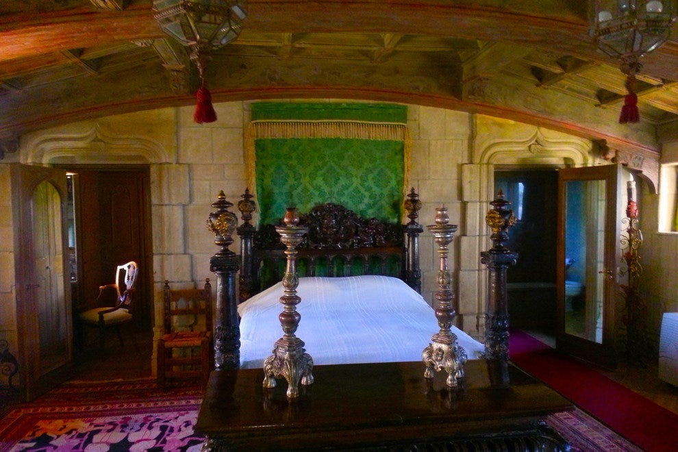 Bedrooms Fit for a King or Queen