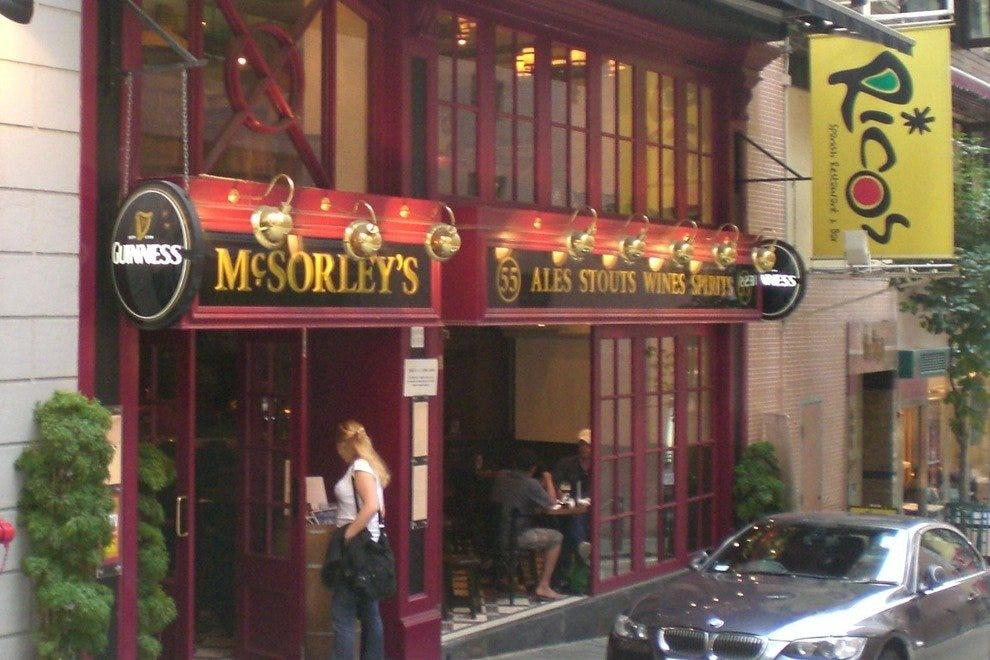 McSorley's Ale House
