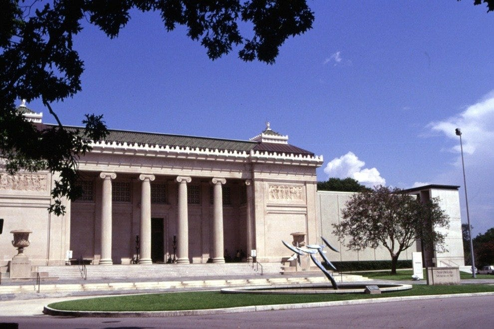 New Orleans Museum Of Art New Orleans Attractions Review 10best