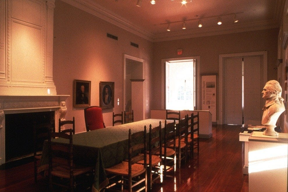 Louisiana State Museum Cabildo New Orleans Attractions Review
