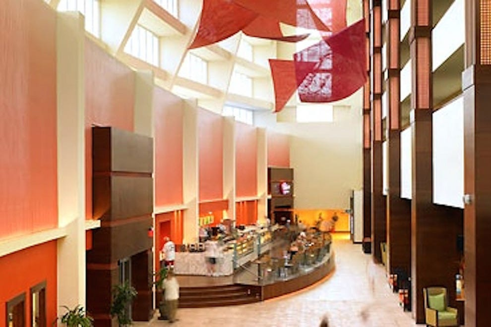 Aruba Marriott's Lobby Cafe