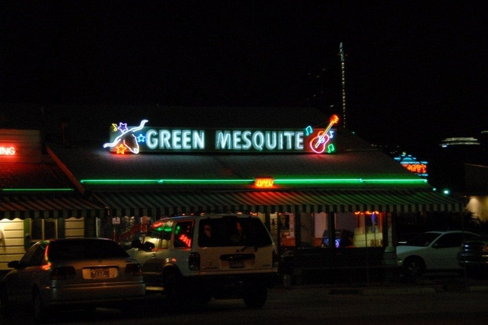 Green Mesquite BBQ & More