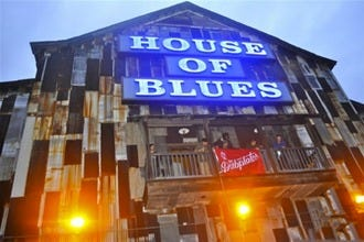 House of Blues Releases Eclectic Concert Lineup for 2015