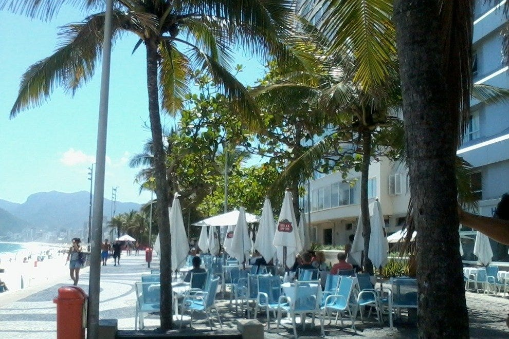 Restaurant Slideshow Copacabana S Best Beach Restaurants