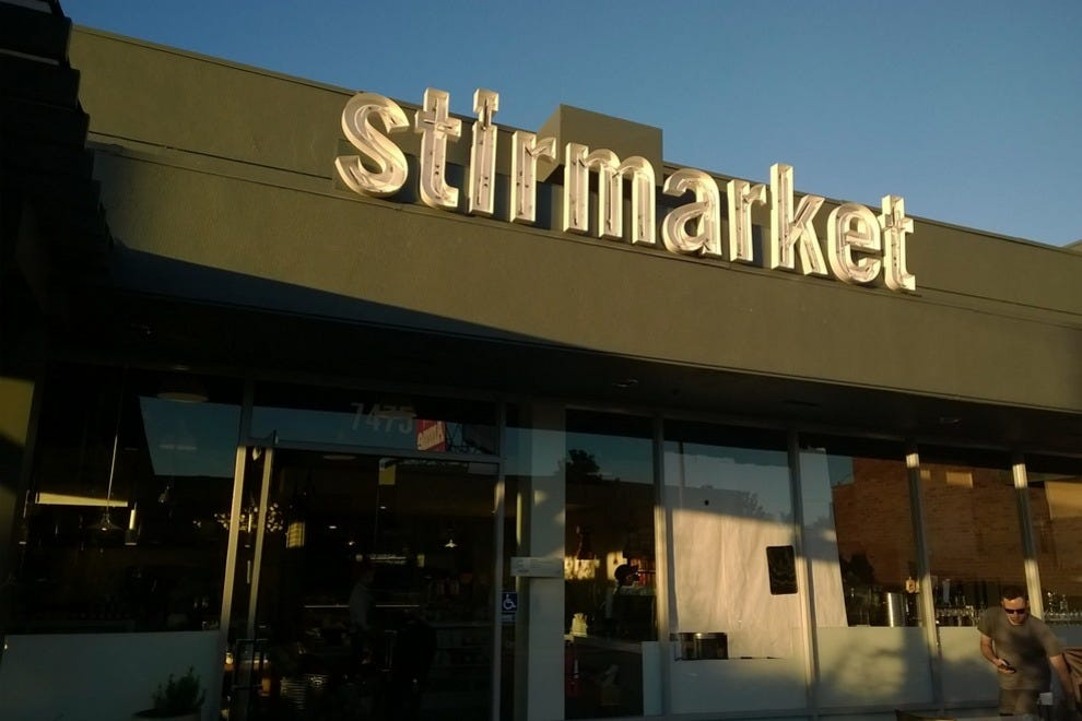 Discover Stir Market on Beverly