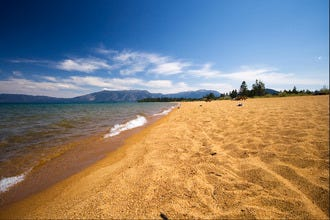 10 Best Beaches in Lake Tahoe: Visit These in Summer and Winter