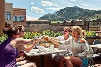 Brews and Views: Boulder's Best Outdoor Dining and Drinking