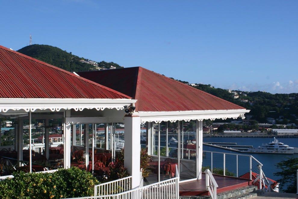 restaurants thomas virgin islands