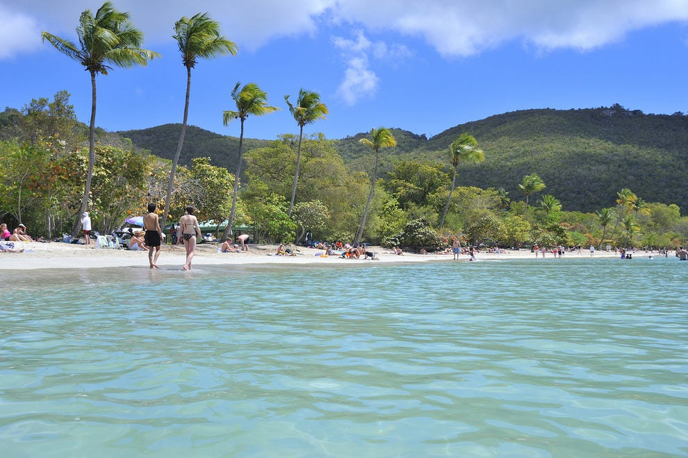 Top 10 Caribbean Beaches: Best Caribbean Beaches: 2015 10Best Readers' Choice Travel