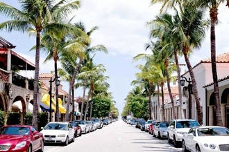 Tour Historic Worth Avenue on Palm Beach