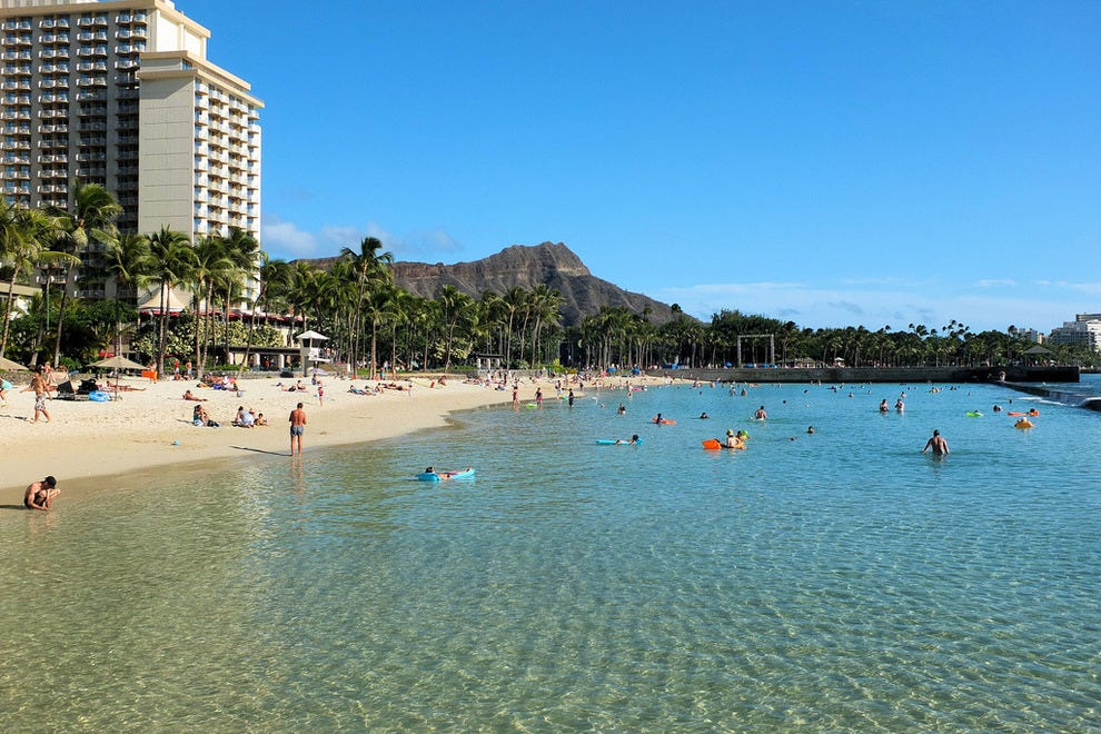 Cheap Motels In Waikiki