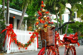 Santa Goes South: Christmas Shopping Island-Style in Islamorada and Key West