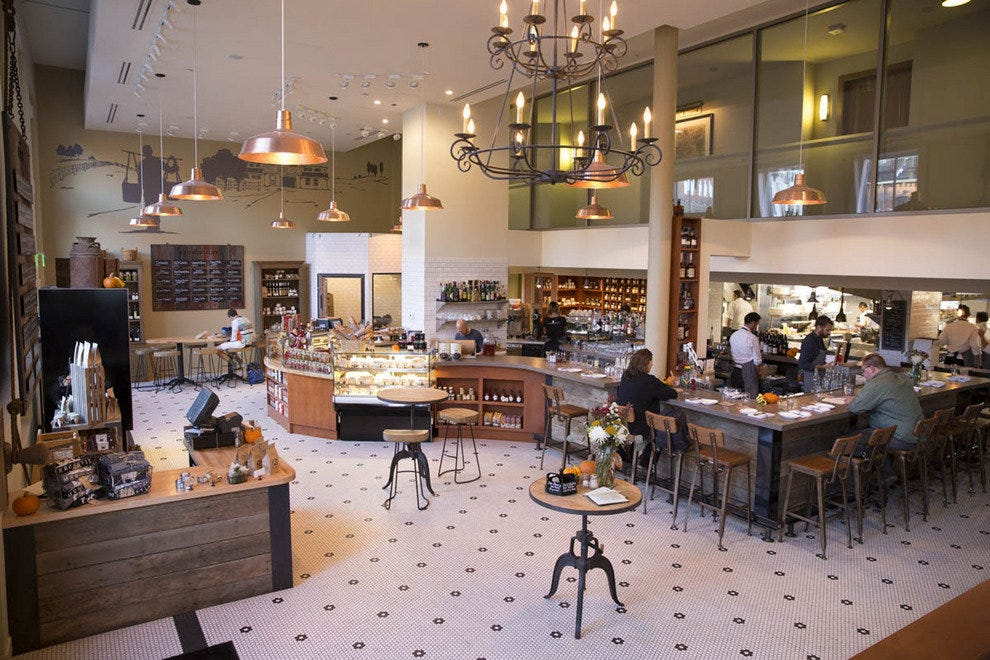 Mercantile Dining Provision