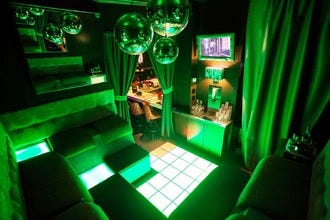 The Air Conditioned Lounge: San Diego's First LED Dance Floor