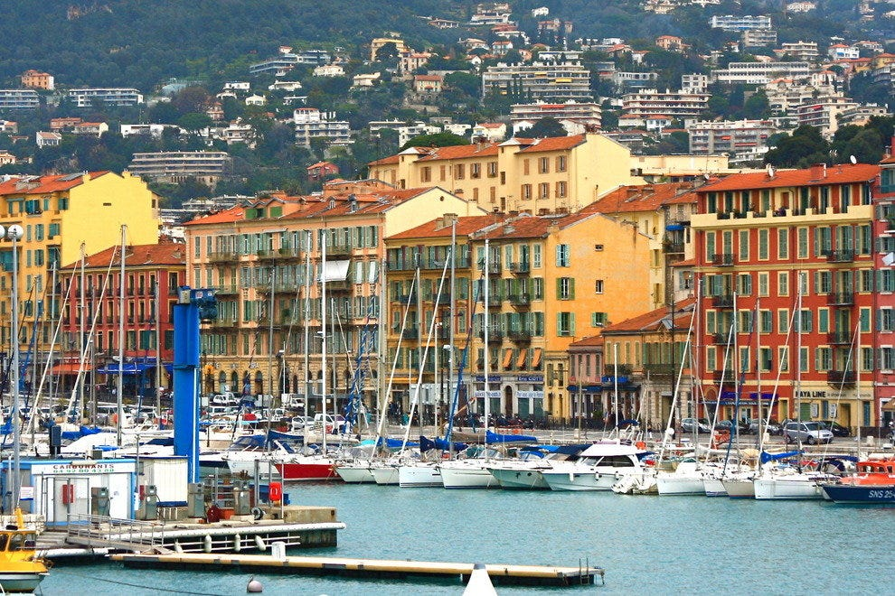 St. Tropez is still a fishing village, though nary a fishing pole hangs off any multi-million dollar yacht in the harbor