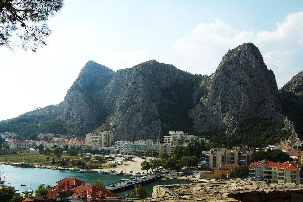 "Omis, Croatia does not spring to mind with the word ""Riviera."" But Omis boasts riviera riches that are golden to active travelers."
