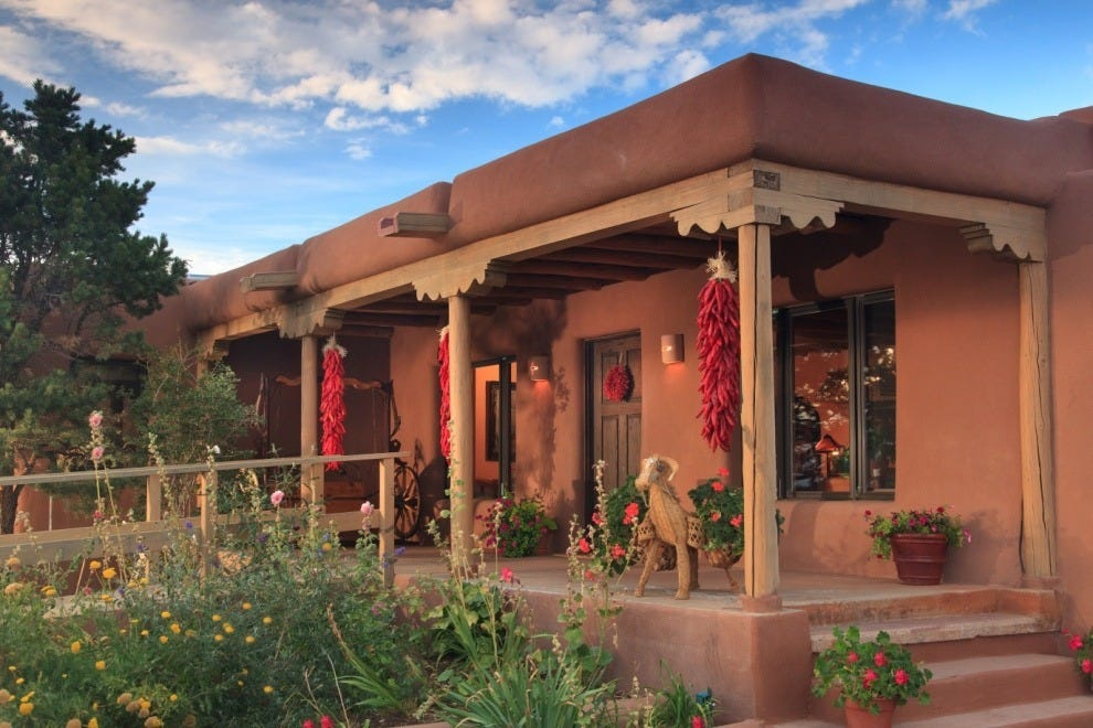 Best Bed And Breakfast In Santa Fe New Mexico