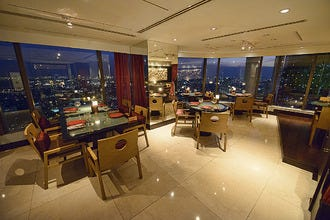 Saffron at Banyan Tree Bangkok: Thai Dining in the Sky
