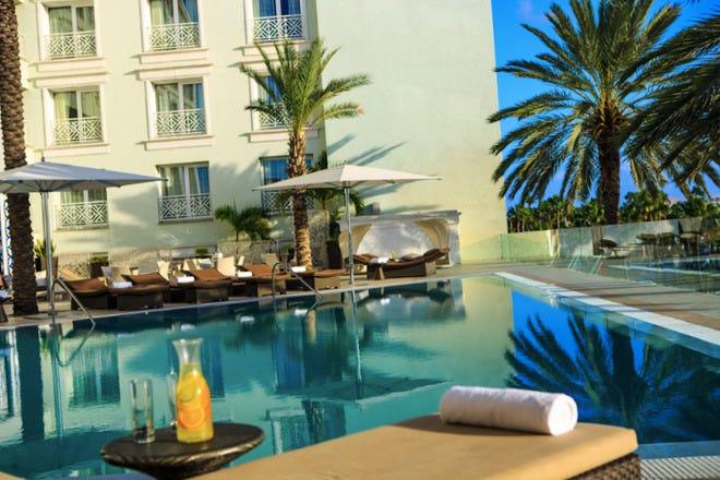 阿鲁巴的豪华酒店