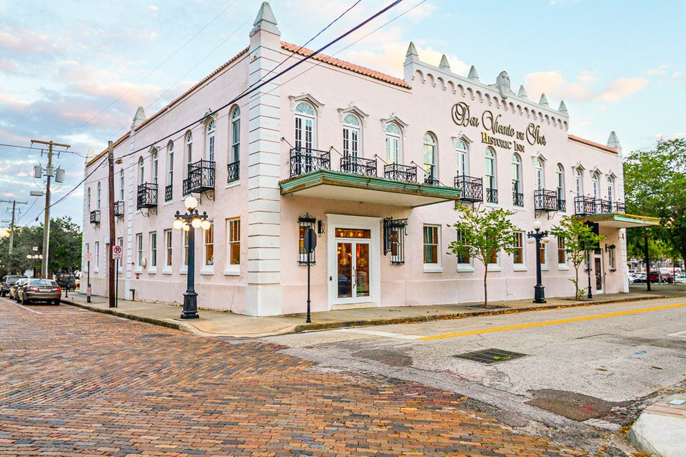 Don Vicente De Ybor Historic Inn Tampa Hotels Review 10best Experts And Tourist Reviews