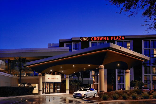 Crowne Plaza Hotel Jacksonville Airport/I-95N