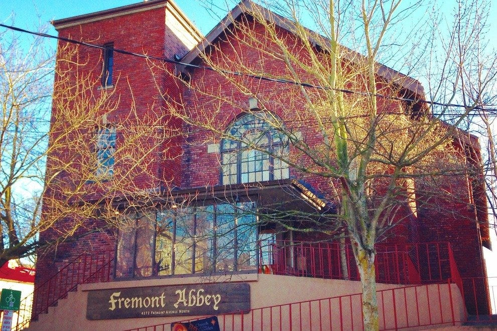 Fremont Abbey Arts Center