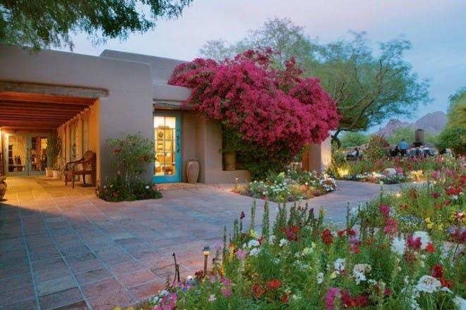 Stylist And Luxury Arizona Home And Garden Show. 10 Best Romantic Hotels in Phoenix  Desert Getaways Built for Two Things to do AZ Arizona City Guide by 10Best