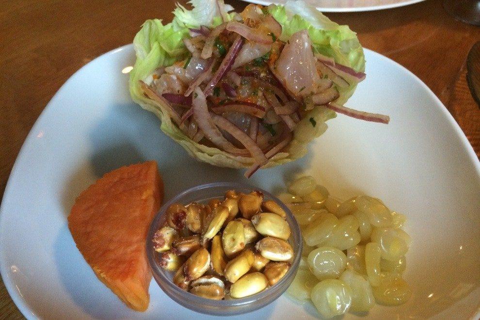 Komoon泰国寿司&Ceviche