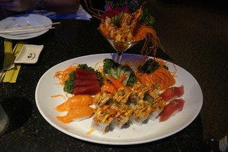Tokyo Bay Japanese Steakhouse and Sushi