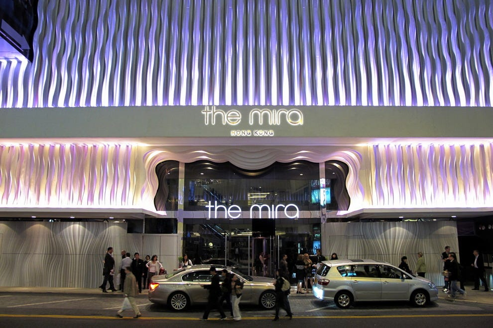The Mira Hong Kong Hotel