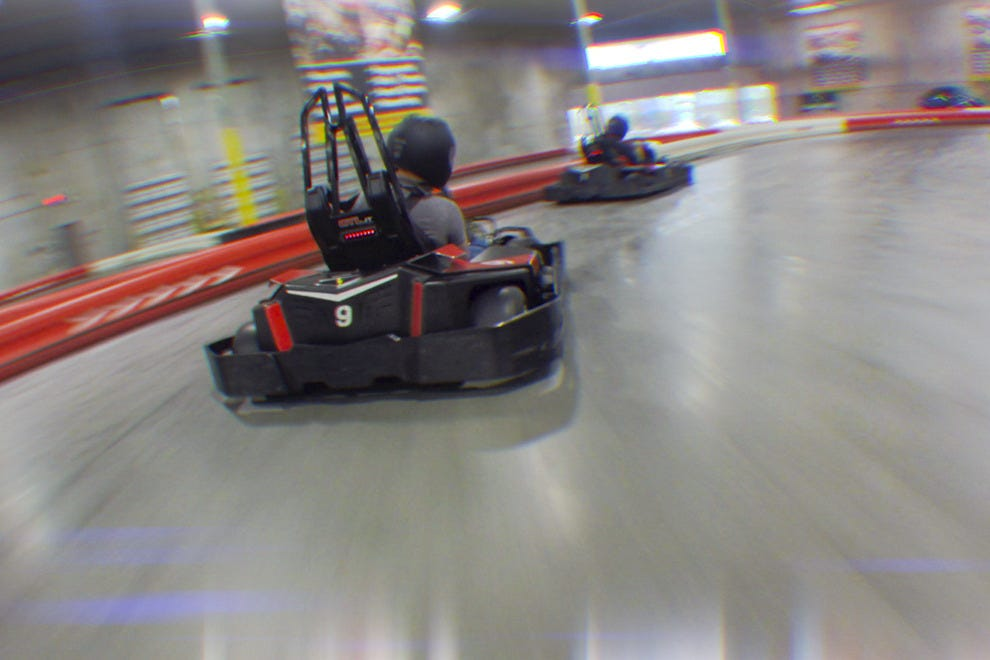The Best Go-Kart Place for Fun in Jacksonville