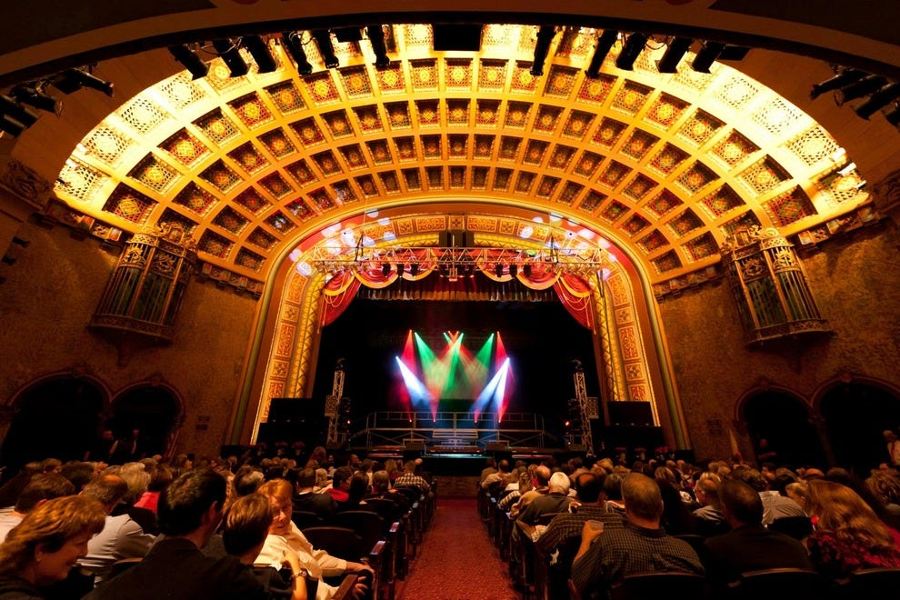 Florida Theatre Jacksonville Attractions Review 10best Experts And Tourist Reviews