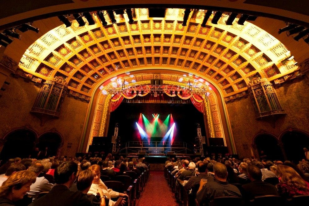 Florida Theatre Jacksonville Attractions Review 10best