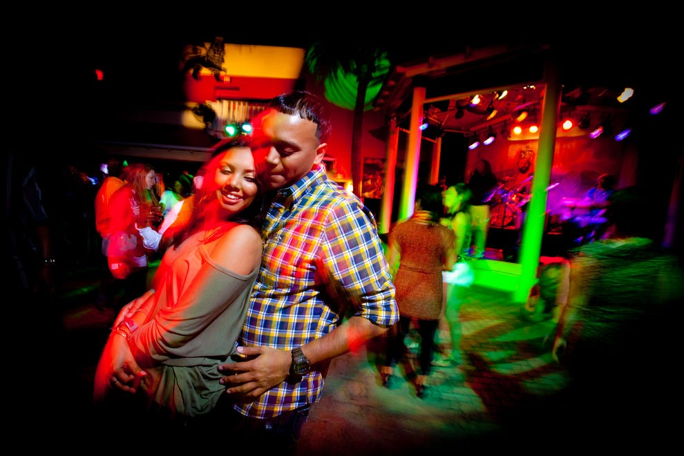 Sway to reggae at Bob Marley - A Tribute to Freedom, one of CityWalk's nighttime hot spots.