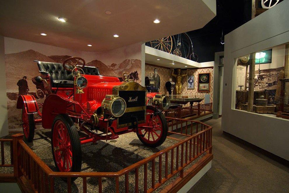 内华达州立博物馆