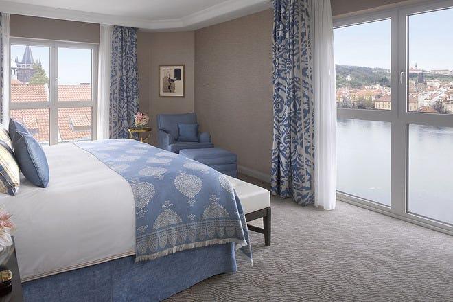 Luxury Hotels in Prague
