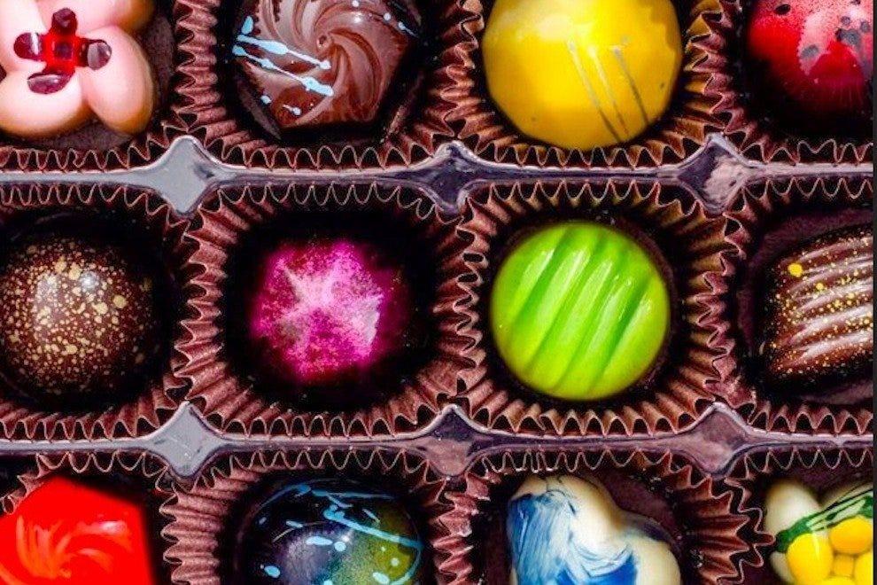 菲利普·阿什利巧克力