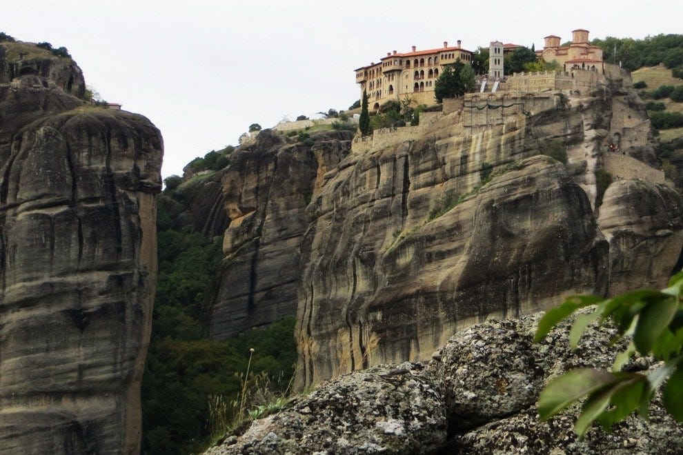 Varlaam - Meteora, Greece