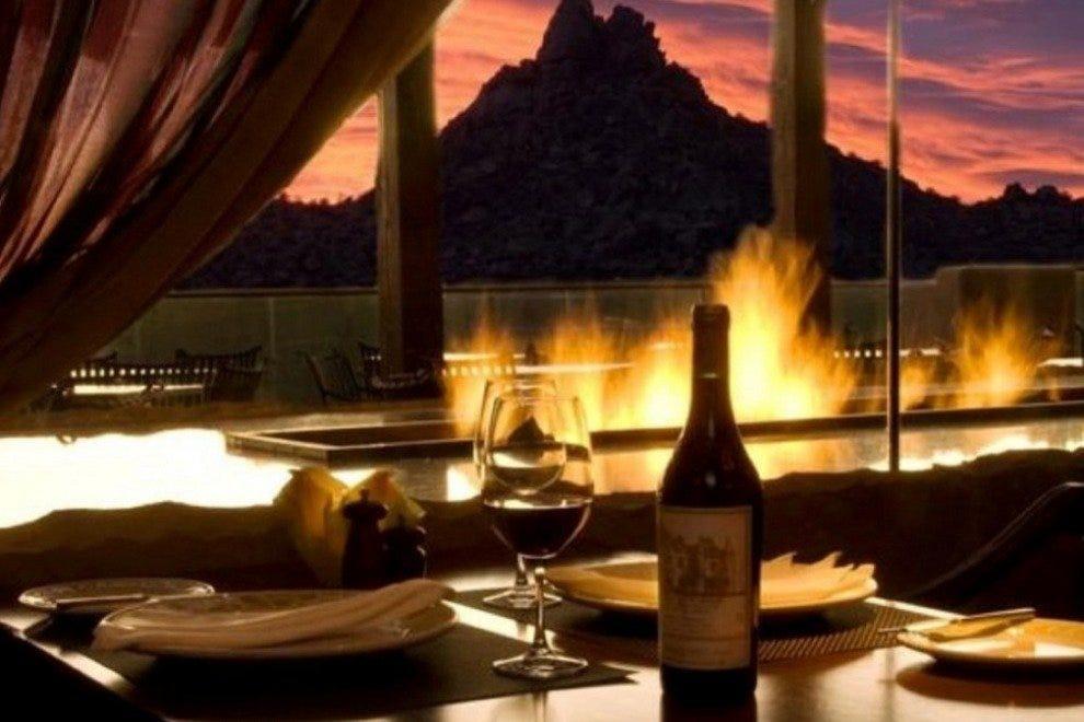 Talavera scottsdale restaurants review 10best experts for Fish restaurants in scottsdale