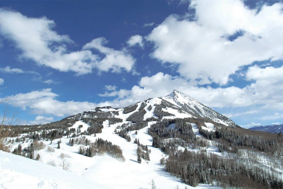 Mt. Crested Butte and her beautiful, but challenging, terrain.