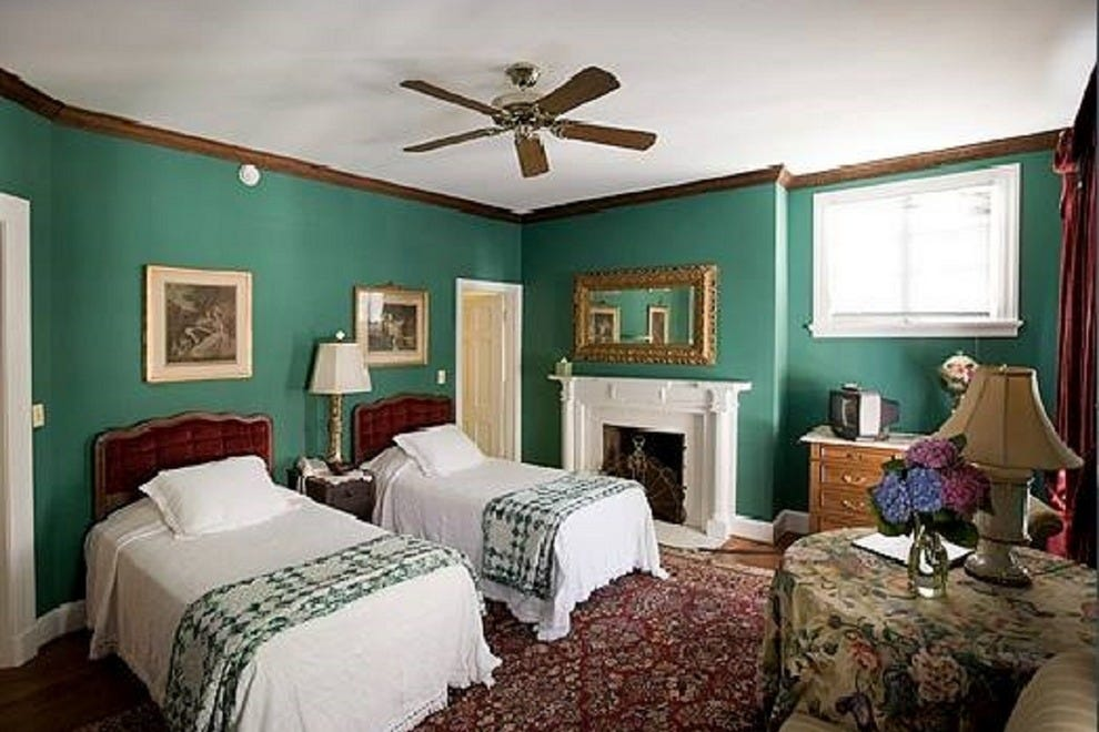 Rooms: Washington: Bed And Breakfast In Washington, DC: Bed And