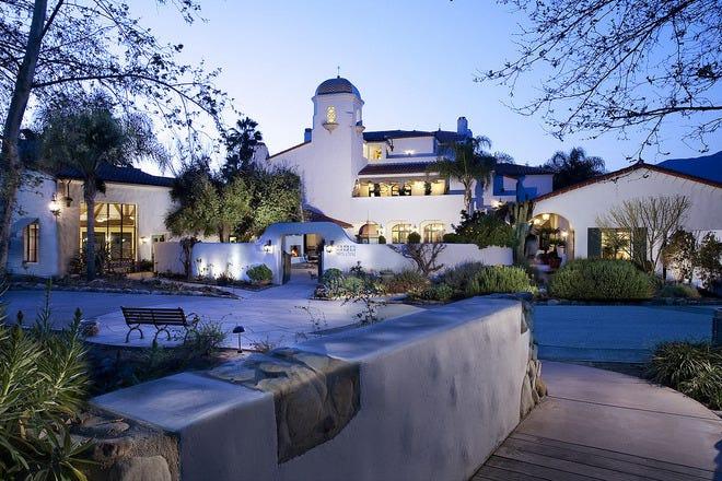 Santa Barbara Hotels >> Santa Barbara Luxury Hotels In Santa Barbara Ca Luxury