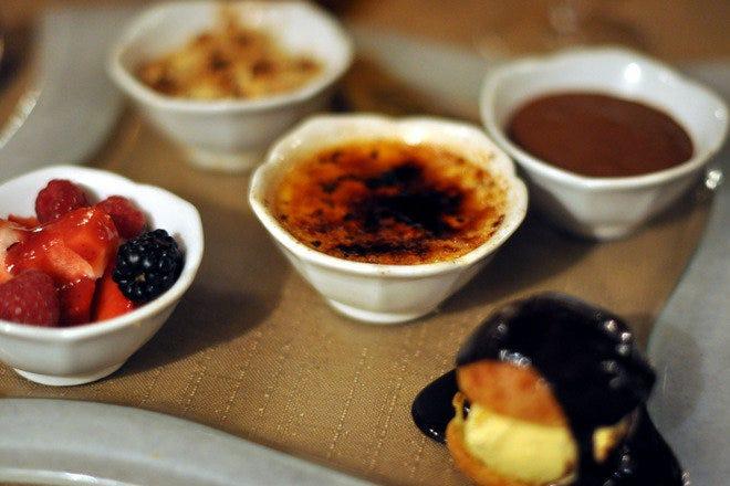 best romantic dining in toronto