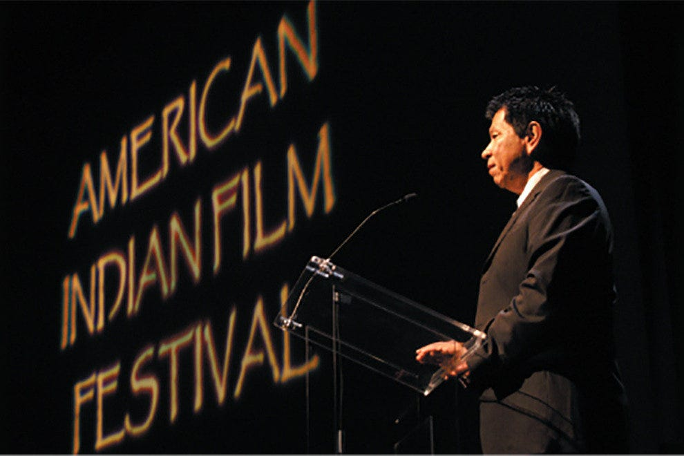 The American Indian Film Festival showcases the best work by Native American film makers every November
