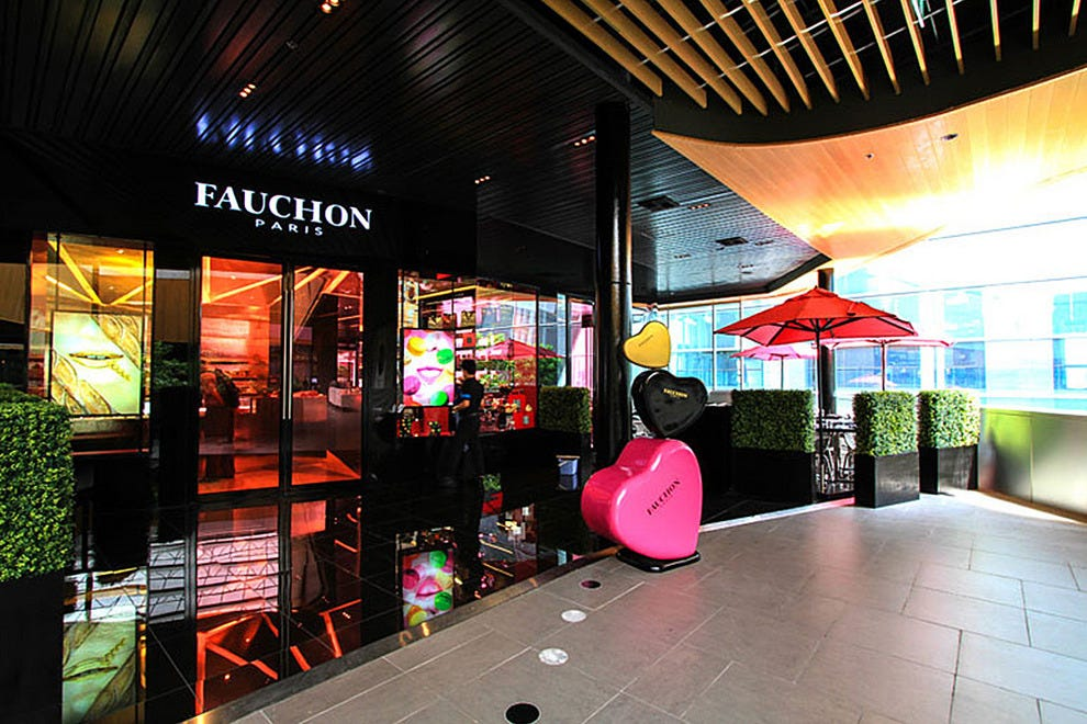 Fauchon at Groove