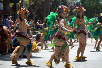 Set Your Sights on Santa Barbara's Summer Solstice Celebration